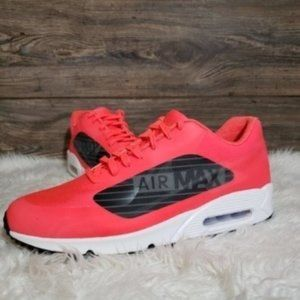 New Nike Air Max 90 NS GPX Crimson Red Sneakers
